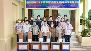 한미글로벌-따뜻한동행, 베트남 장애인 가정 주거환경 개선 활동